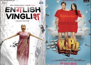Bollywood box-office report of the week : 5 october 2012