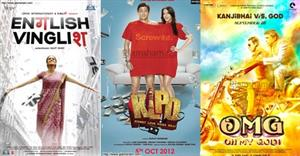 Ordinary start for ENGLISH VINGLISH & KLPD, OMG is a hit!