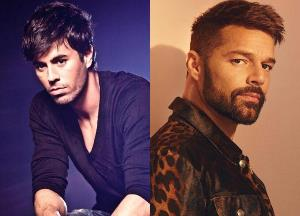 Enrique Iglesias, Ricky Martin join forces for the first time