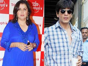 Shahrukh-Farah's HAPPY NEW YEAR to roll after April!