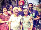 It's a wrap for Akshay Kumar's SINGH IS BLIING second schedule