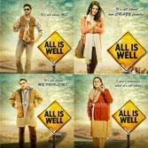 ALL IS WELL: Rishi Kapoor, Asin & Supriya Pathak's character posters unveiled
