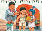 Amul India wishes THE GOOD ROAD for the Oscars