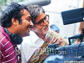 Amitabh Bachchan's cameo in Anurag Kashyap's part in BOMBAY TALKIES