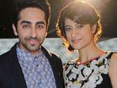 Ayushmann Khurrana and wife Tahira Kashyap blessed with a baby girl