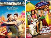 Decent start for CHASHME BADDOOR, HIMMATWALA disappoints!