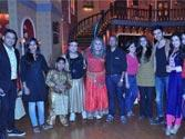 KAANCHI team shoots for 'Comedy Nights with Kapil'