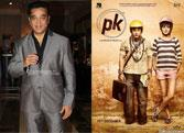 Kamal Haasan to feature in & direct PK's Tamil remake?