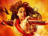 Madhuri Dixit prefers GULAAB GANG pink over blood-red?