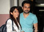 Emraan Hashmi shows his bond with Bhatts; attends AASHIQUI 2 special screening