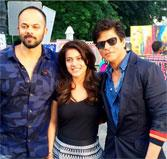 DILWALE train sequence is not a recreation of the DDLJ, says Rohit Shetty