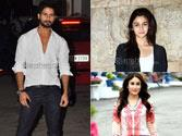 Shahid Kapoor: It's a big compliment for Alia Bhatt to be compared with Kareena Kapoor Khan