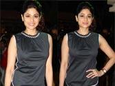 Oops! Shamita Shetty does it again; goes braless at an event