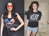 This is how Shraddha Kapoor reacted on rating Alia Bhatt as an actress