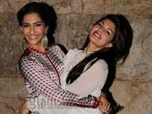 What quality of Sonam Kapoor does Jacqueline Fernandez like the most?