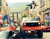 Varun Dhawan shoots DILWALE song with Rohit Shetty's action touch