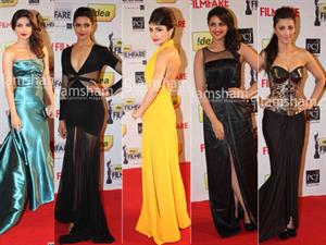 Bollywood beauties dazzled at 58th Filmfare Awards Delete