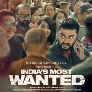 India's Most Wanted Movie Review : Who killed my dear 'baby'