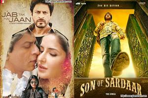 JTHJ races to 100 cr mark with bumper overseas numbers, SOS holds well domestically
