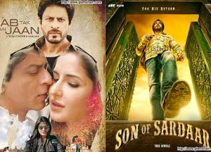 Bollywood box-office report of the week : 17 november 2012