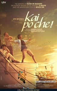 Abhishek Kapoor's KAI PO CHE! is different from ROCK ON!!