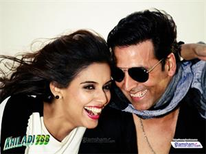 KHILADI 786: Asin delivers third success in a row