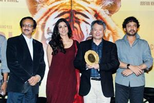 IFFI to open with Ang Lee's LIFE OF PI and close with Mira Nair's THE RELUCTANT FUNDAMENTALIST