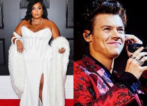 Lizzo surprises fans with Harry Styles duet