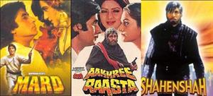70 moments of reckoning of Amitabh Bachchan's films - III