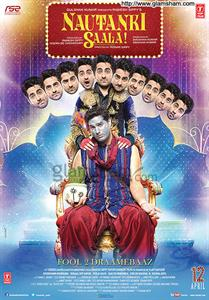 NAUTANKI SAALA first theatrical trailer to release with SPECIAL 26