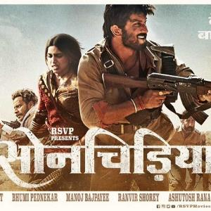 Sonchiriya movie review: A masterly etched gritty fusion of struggle, pain & redemption