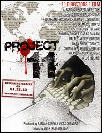 PROJECT 11 to release online on 1st December