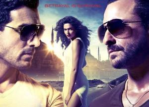 RACE 2 set to release on January 25 next year