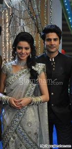 Rajeev Khandelwal-Aamna Shariff to scorch the small screen once again