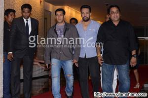 CCL Party: Why Salman Khan lost his cool?