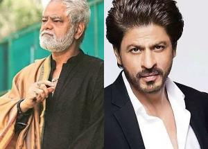 """""""We all look forward to watching it together tonight"""", Sanjay Mishra on Shah Rukh Khan"""