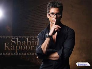 Shahid Kapoor busy shooting on his 32nd birthday
