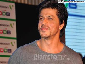 SRK honoured by Prince of Morocco