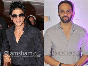 Post CHENNAI EXPRESS SRK & Rohit Shetty to come together for TWO more films?