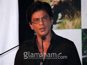 Shahrukh Khan: I will only talk about my films now