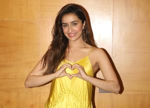 """Shraddha Kapoor's """"O Stree"""" gets a twist; she has an apt advice for everyone to stay safe."""