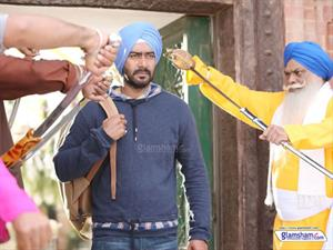 SON OF SARDAAR director unhappy with ongoing tussle