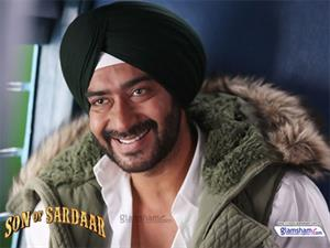 Ajay on SOS success: First look did the trick