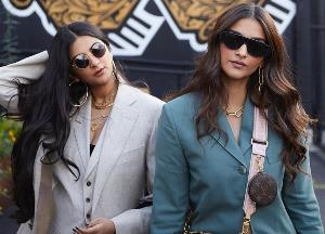 Sonam and Rhea Kapoor join hands to promote Los Angeles Tourism
