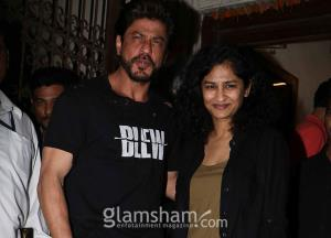 Know what happened when Shah Rukh Khan and Gauri Shinde met for DEAR ZINDAGI!
