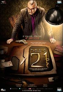 Eros releases first look teaser poster of TABLE NO. 21