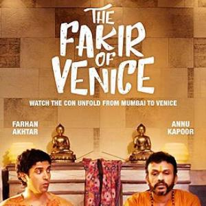The Fakir Of Venice Movie Review – Interesting interplay of characters
