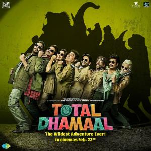 Total Dhamaal movie review: Mad, Goofy & Whacky Fun