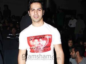 Varun Dhawan: I can't behave like a star