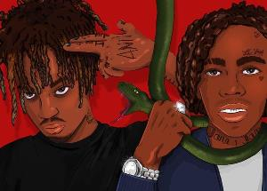 Song Lyrics of 'Suicidal (Remix)' by YNW Melly